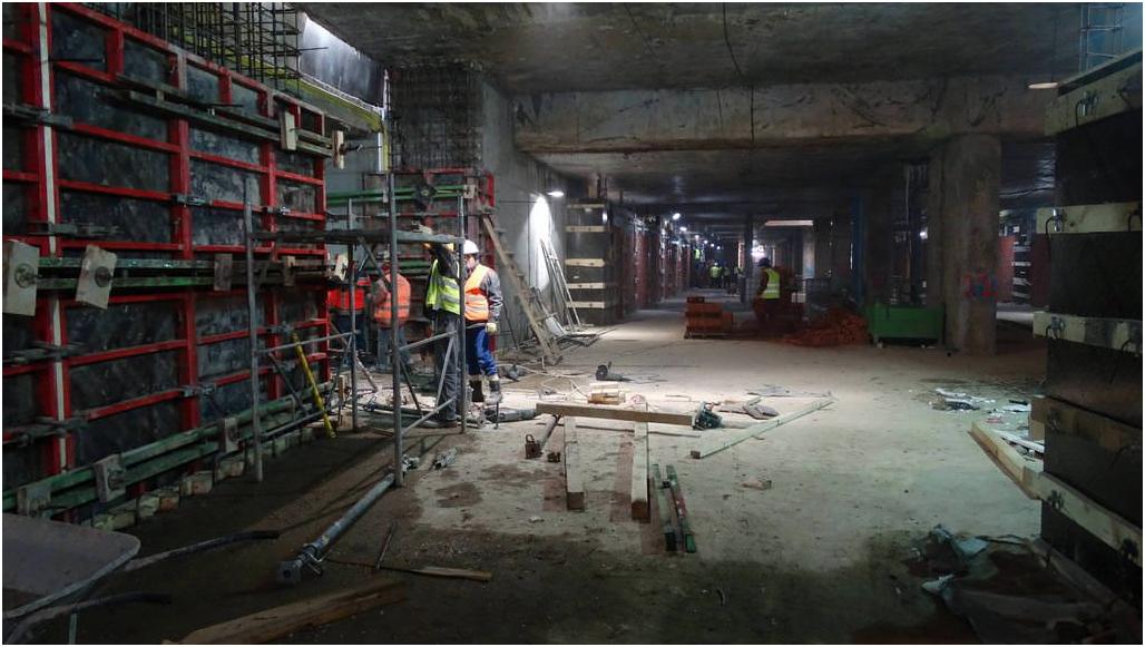 Cum mai arată metroul din Drumul Taberei?
