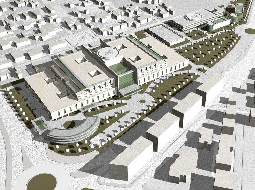 """Comisia de Urbanism a PMB a avizat favorabil PUZ-ul necesar construirii Spitalului """"SfântulVasile cel Mare"""""""