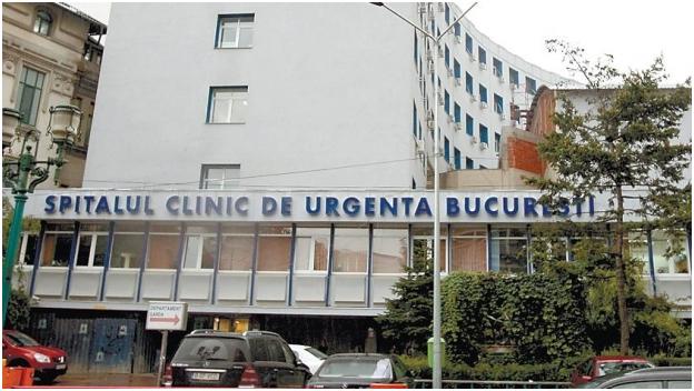 Corp nou de clădire pentru vizitatori la Spitalul Floreasca. Cât a costat investiţia
