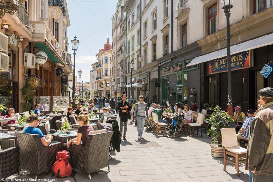 Firea vrea să extindă Centrul Vechi pe încă 50 de străzi