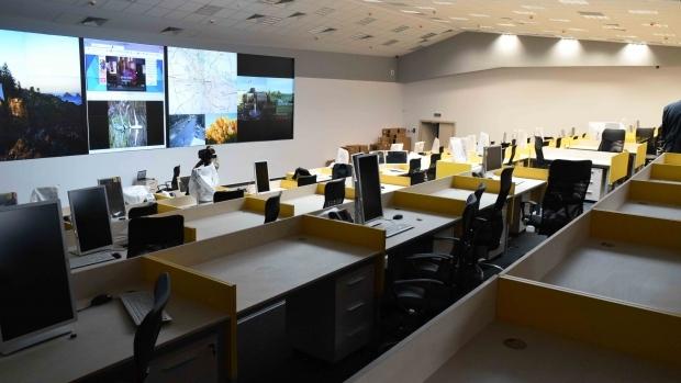 Centrul unic pentru situații de urgență, inaugurat de Firea în 2016, nu este de fapt gata