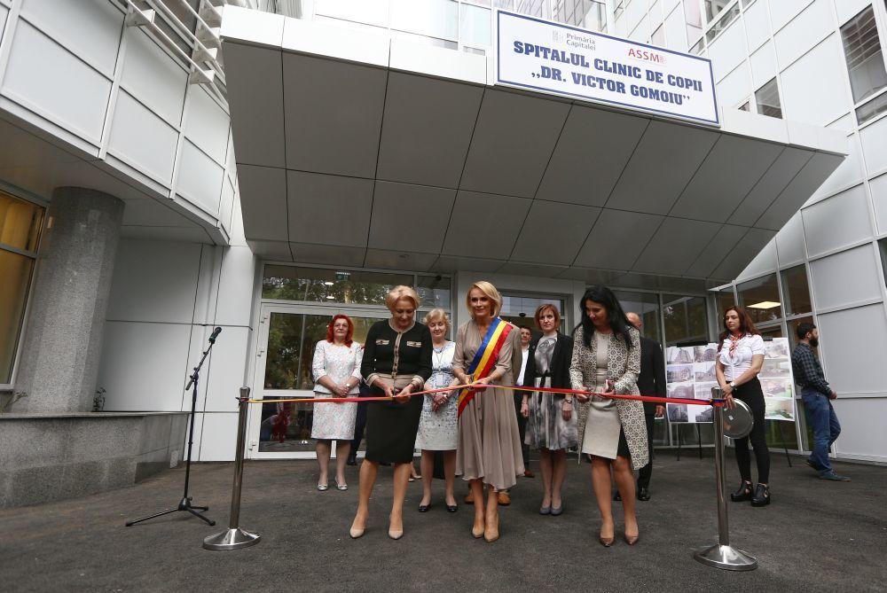 Spitalul Gomoiu, inaugurat după 5 ani de la începerea lucrărilor. Doar 3 secţii sunt gata. Nu există aparatură