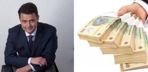 Primarul zero al Sectorului 5 cheltuie banii publici pe chermeze