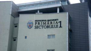 Consiliului Local al Primăriei Sectorului 1