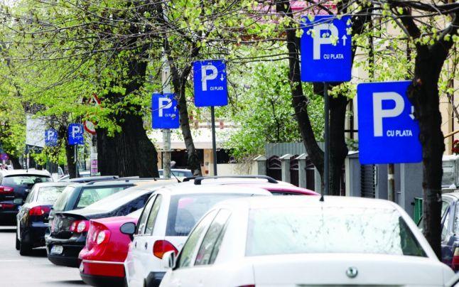 Cum obții un loc de parcare de lux în Capitală