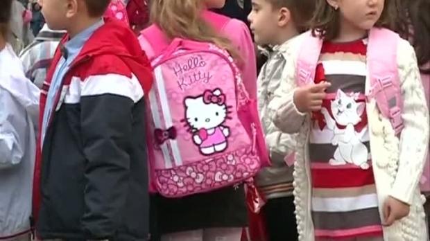 Copii defavorizați primesc sprijin din partea Consiliului General al Municipiului București