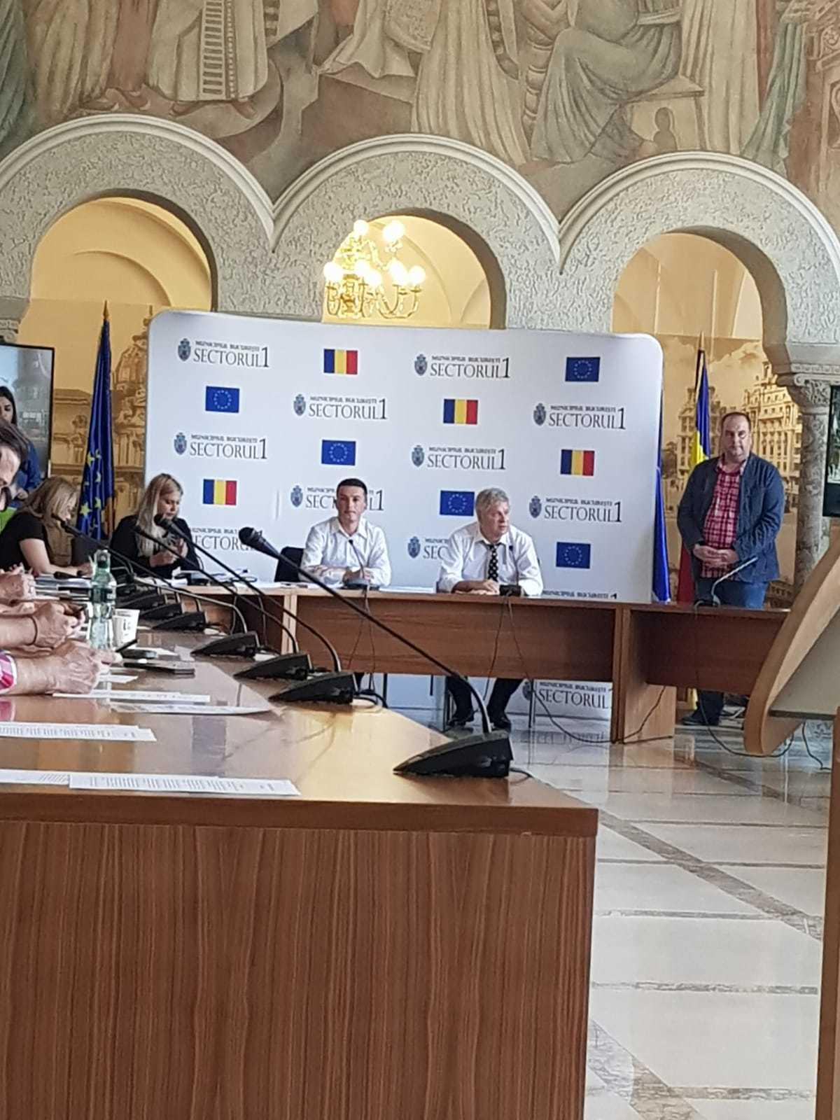 Ședință cu scandal a Consiliului Local al Sectorului 1 Membrii PSD vin să ceară bani publici pentru proiecte personale