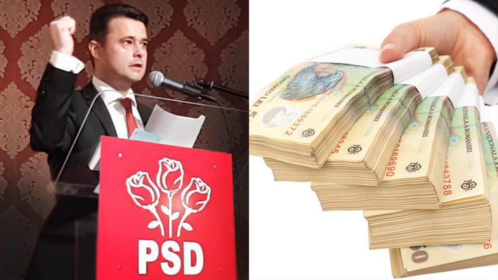 Edilul zero al sectorului 5, Daniel Florea, vrea să fie omagiat de elevi cu un milion de euro. În tot acest timp -1.500 de copii nu au unde să învețe