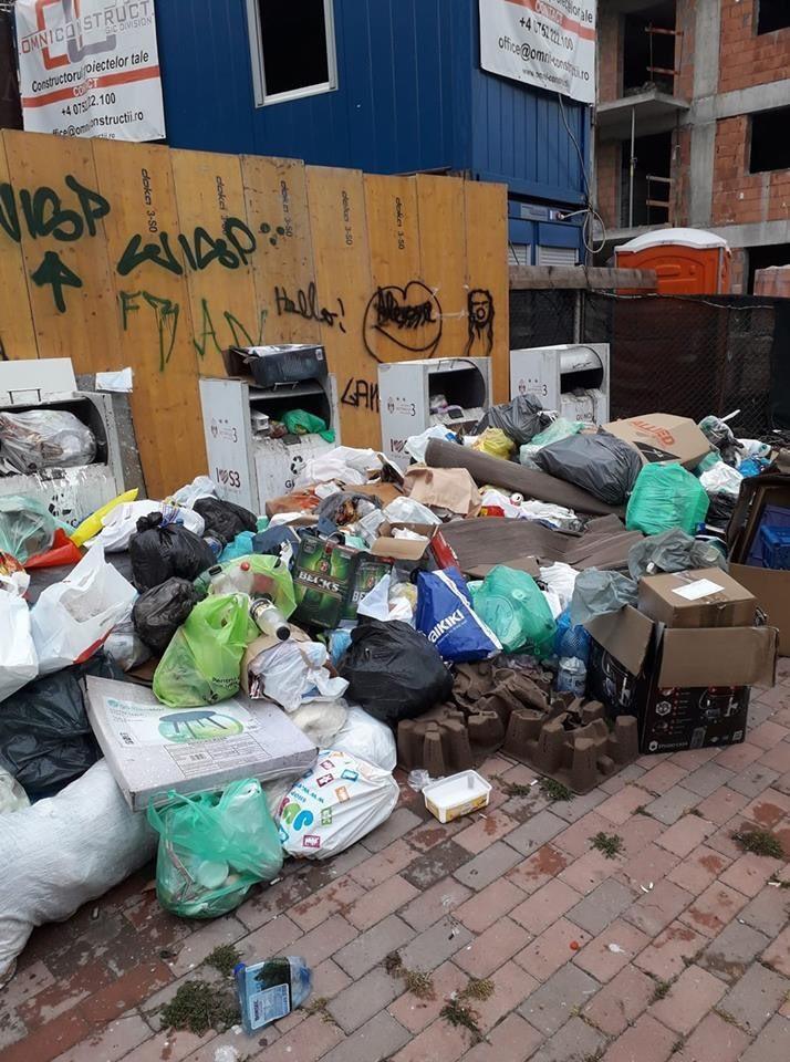 Locuitorii Sectorului 3, îngropați în gunoaie. Negoiță a încheiat ILEGAL contract cu Rosal
