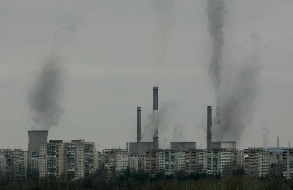 Zona extrem de poluată de lângă Capitală. DOCUMENT