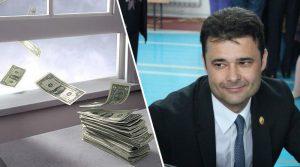 Edilul ,,Zero al Sectorului 5 al Capitalei, Daniel Florea, aruncă banii pe fereastră