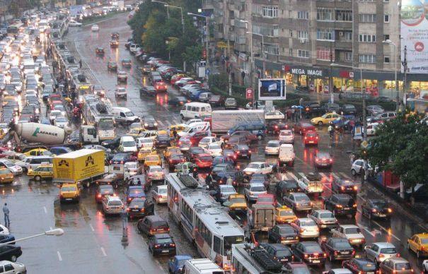 Top ambuteiaje în marile Capitale. Vezi pe ce loc este Bucureștiul
