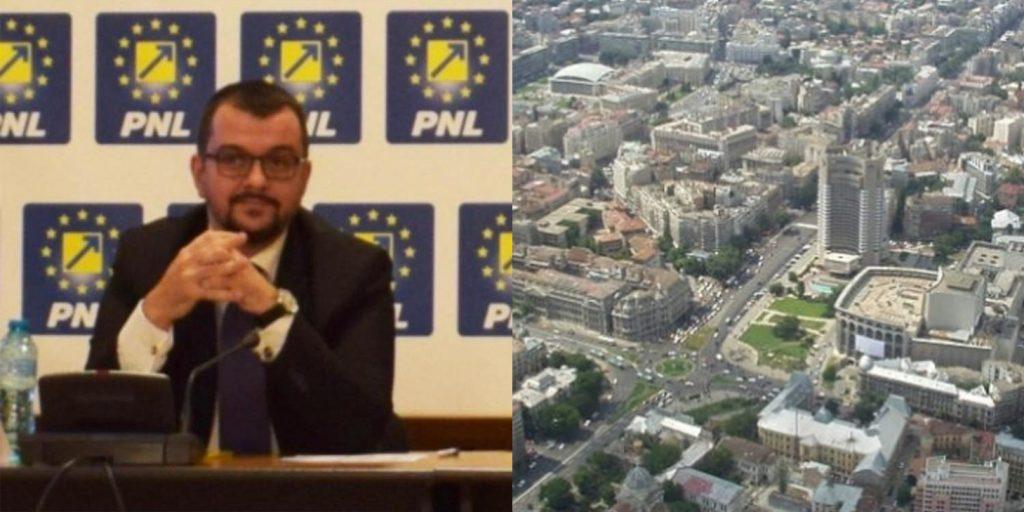 Cristian Olteanu Asocierea de firme angajată să facă PUG-ul Capitalei nu şi-a făcut datoria, deși a primit banii