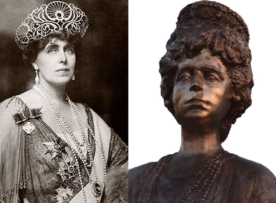 REVOLTĂTOR. Primarul ZERO al sectorului 5 a inaugurat o statuie denumită Regina Maria care nu o reprezintă pe regină. Liberalii iau atitudine!