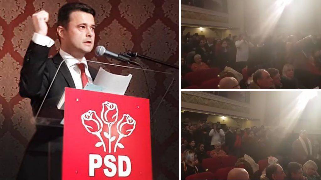 Circ la Primăria Sectorului 5 Primarul zero Daniel Florea a pus mai multe persoane să îi amenințe pe aleșii locali care nu au votat