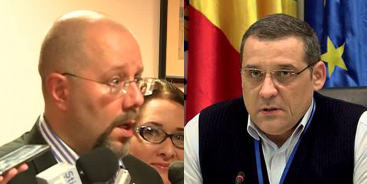 Viceprimarul Capitalei, Aurelian Bădulescu, şi primarul Sectorului 6 al Capitalei, Gabriel Mutu, au avut o altercaţie la Primăria Capitalei. Cei doi au ajuns chiar să se lovească