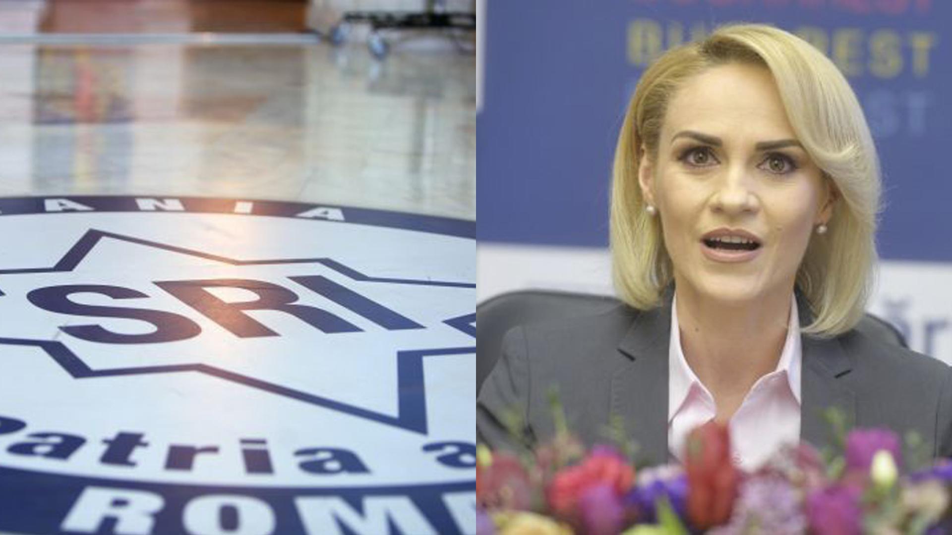 SRI i-a răspuns primarului Capitalei, Gabriela Firea, care solicitase ajutor în scandalul apei de la robinet contaminate cu clor.