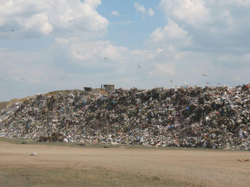 Depozitul Municipal de Deșeuri de la Chiajna-Rudeni