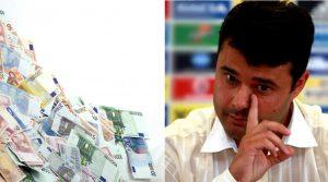 Daniel Florea rispă bani publici