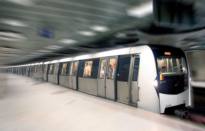 Metrou staţie