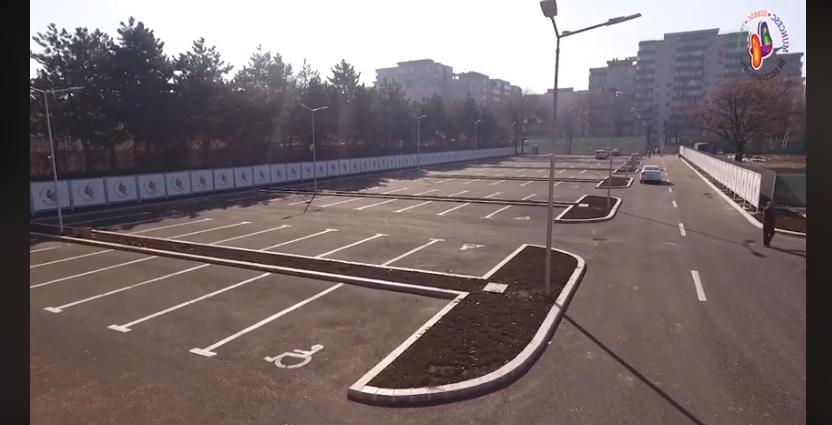 Parcări Sector 4