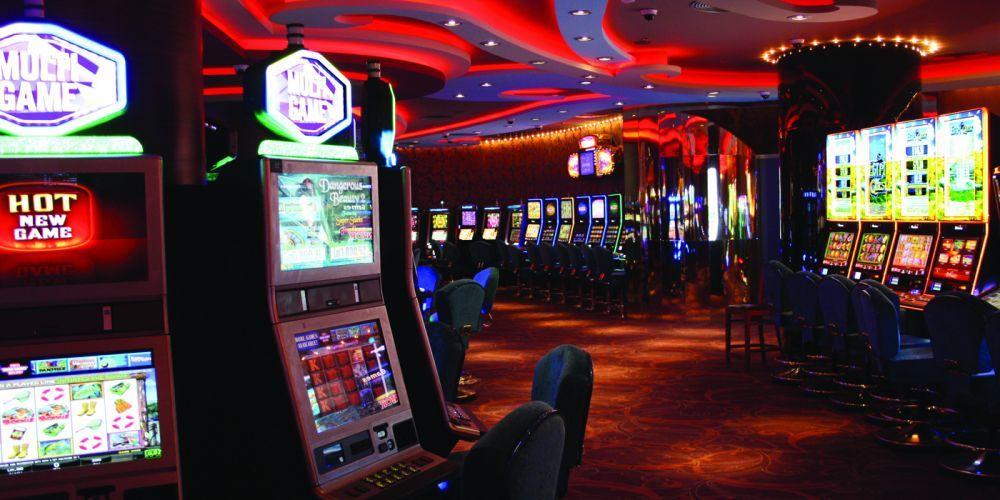 Sală jocuri de noroc