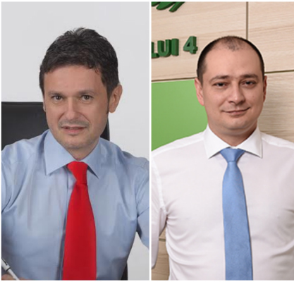 Răzvan Sava şi Daniel Băluţă