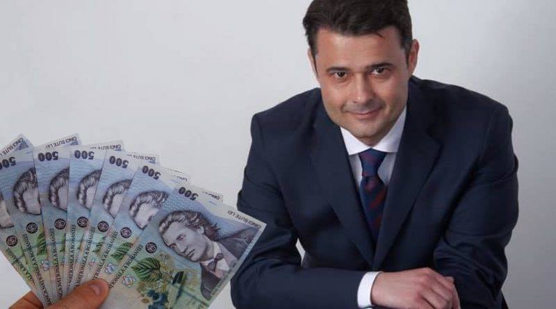 Daniel Florea bani