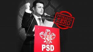 Daniel Florea la prezidiu