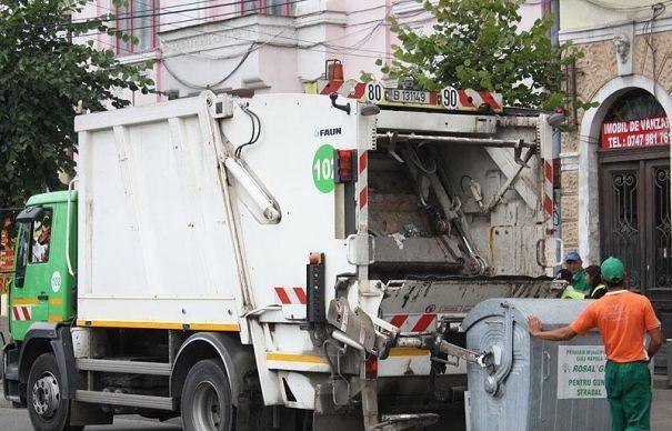 PMB vrea sa se ridice gunoiul la amiază sau noaptea