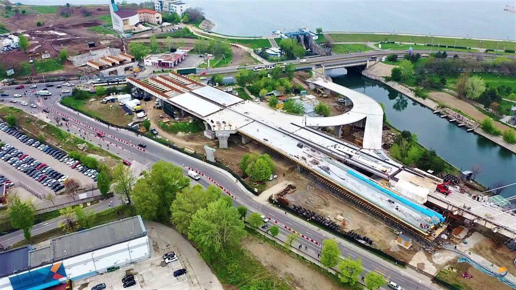 DEZASTRU la nodul rutier Virtuții, parte din proiectul penetrației Splai-Ciurel-Autostrada A1