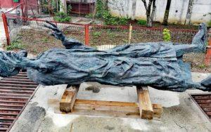 Bucureștiul în faliment! Cum s-a comandat o statuie de jumătate de milion de euro care zace într-un depozit