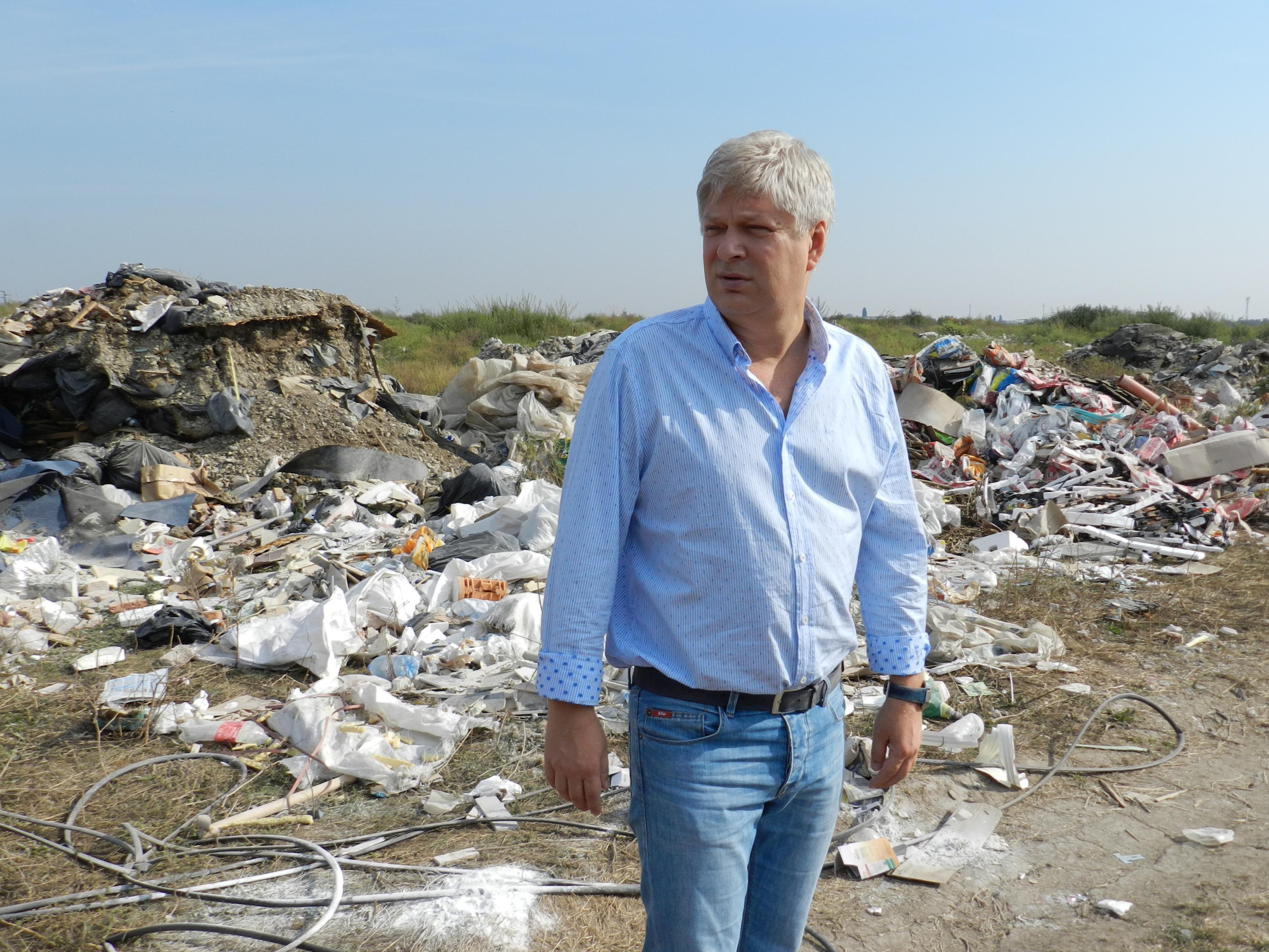 Groapa de gunoi care intoxicā locuitorii Sectorului 1
