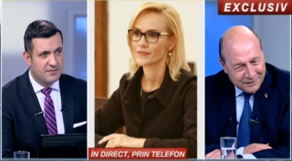 Traian Băsescu nu exclude să candideze din nou la Primăria Capitalei