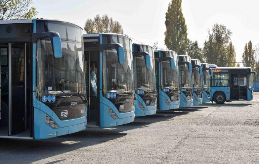 Linii noi de autobuze în zona Bucuresti-Ilfov