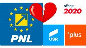 A început a rugini lanțul de iubire dintre PNL, USR și PLUS sau nu a fost uns vreodată