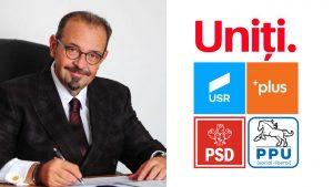 USR PLUS a votat alaturi de PSD bugetul Primariei Sectorului 5