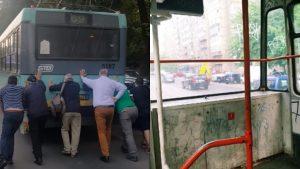 Scumpiri semnificative pentru transportul în comun din București